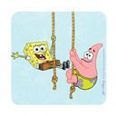 Best Buddies - SpongeBob SquarePants Official Coaster