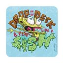 Flop Like A Fish - SpongeBob SquarePants Official Coaster