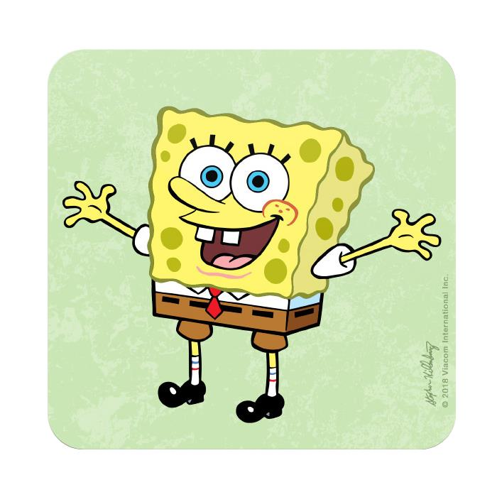 I'm Ready - SpongeBob SquarePants Official Coaster