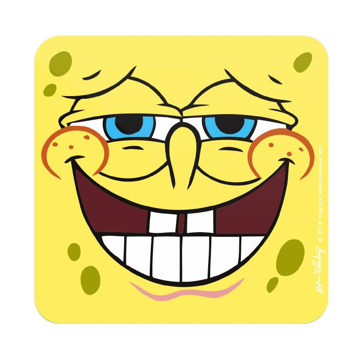 NaughtyPants - SpongeBob SquarePants Official Coaster
