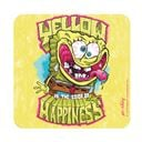 Yellow Is The Color Of Happiness - SpongeBob SquarePants Official Coaster