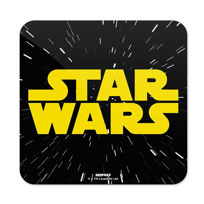 Star Wars: Classic Logo - Star Wars Official Coaster