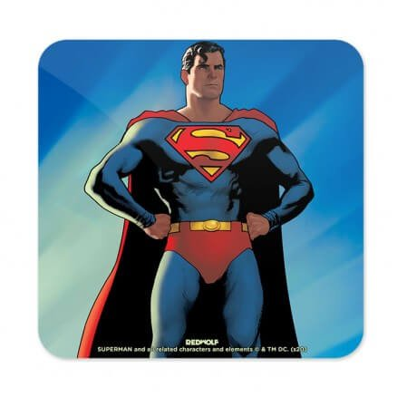 Superman Classic - Superman Official Coaster