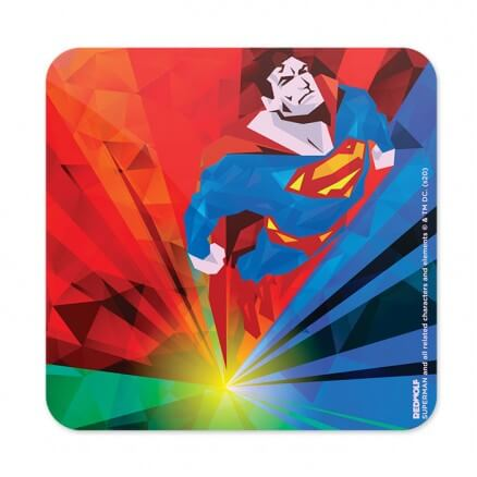 Fly High - Superman Official Coaster