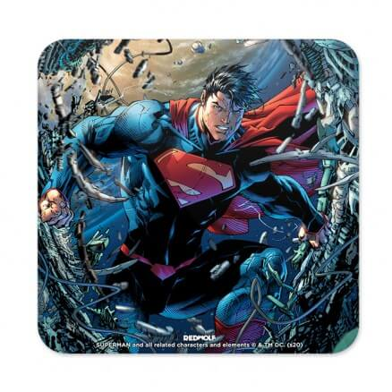 The Kryptonian - Superman Official Coaster