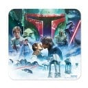 The Empire Strikes Back - Star Wars Official Coaster