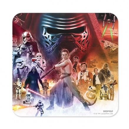 The Rise Of The Skywalker - Star Wars Official Coaster