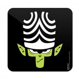 The Supervillain - The Powerpuff Girls Official Coaster