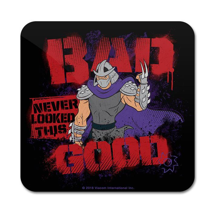 Bad Never Looked This Good - TMNT Official Coaster