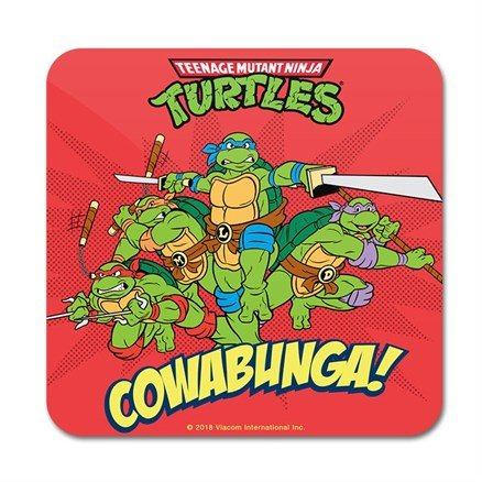 Cowabunga - TMNT Official Coaster