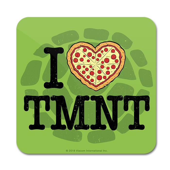 I Heart TMNT - TMNT Official Coaster