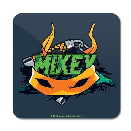 Michelangelo Bandana - TMNT Official Coaster