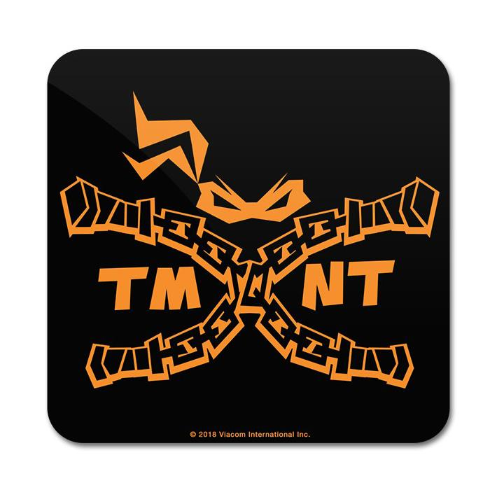 Michelangelo Symbol - TMNT Official Coaster