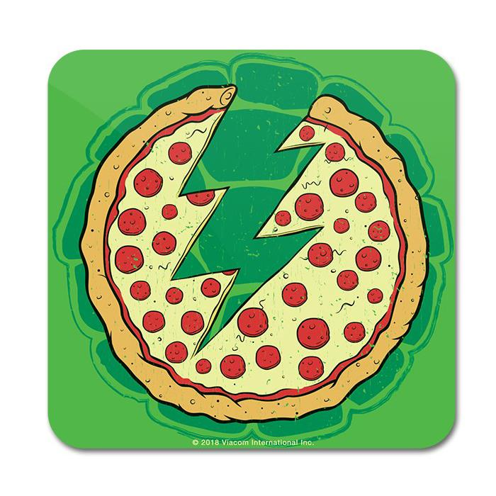 Pizza Power - TMNT Official Coaster