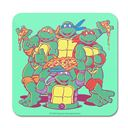 Raise Some Shell - TMNT Official Coaster