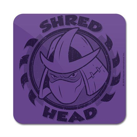 Shread Head - TMNT Official Coaster