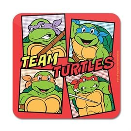 Team Turtles - TMNT Official Coaster
