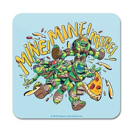 This Pizza Is Mine - TMNT Official Coaster