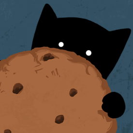 Crumblin' Cookie
