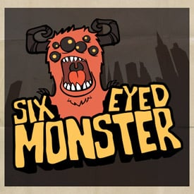 Six Eyed Monster