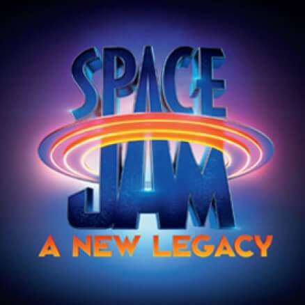 Space Jam T-shirts