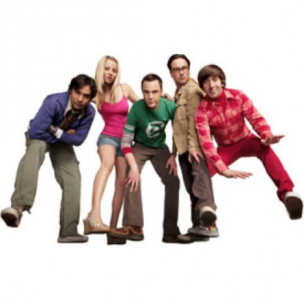 The Big Bang Theory Mobile Covers
