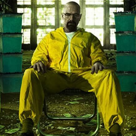 Breaking Bad Mobile Covers