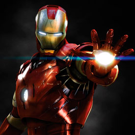 Iron Man Mobile Covers
