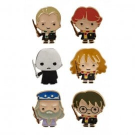Characters - Harry Potter Official Pin Set