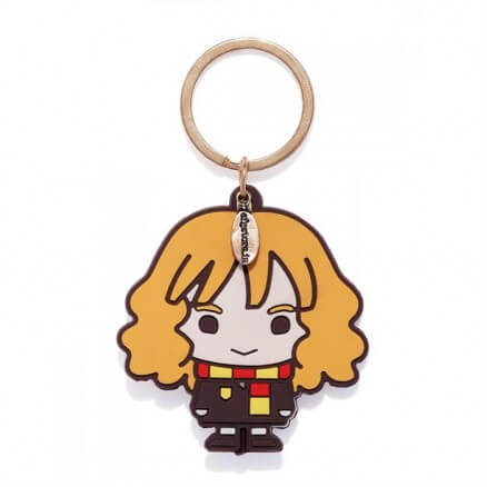 Hermione Granger - Harry Potter Official Rubber Keychain