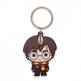 Harry Potter - Harry Potter Official Rubber Keychain
