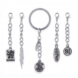 Multi Charm (Changeable) - Harry Potter Official Keychain