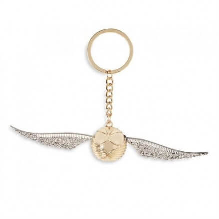 Snitch - Harry Potter Official Keychain