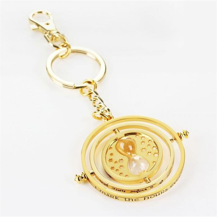 Time Turner - Harry Potter Official Keychain