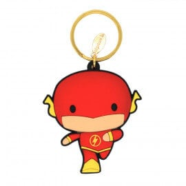 The Flash: Chibi - DC Comics Official Keychain