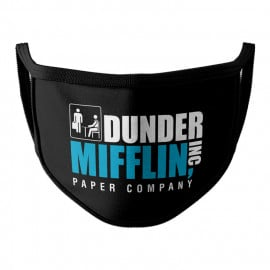 Dunder Mifflin Paper Company - Face Mask