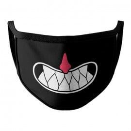 Evil Grin - Face Mask