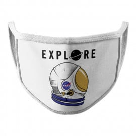 Explore - NASA Official Face Mask