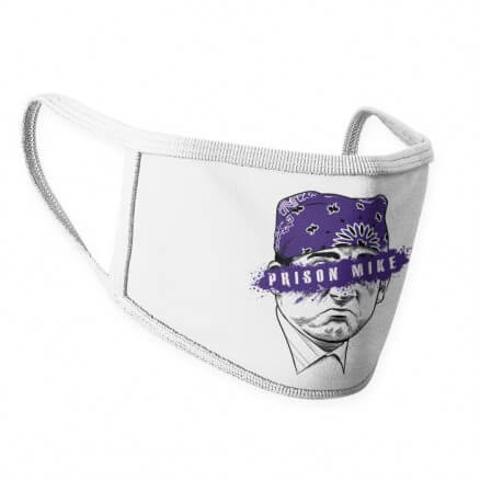 Prison Mike - Face Mask