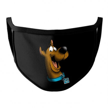 Scooby Face - Scooby Doo Official Face Mask