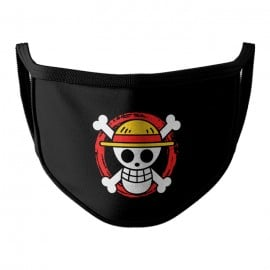 Straw Hat Luffy - Face Mask