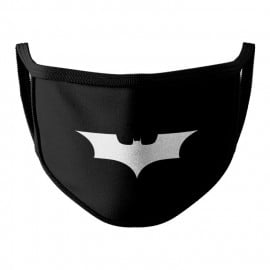The Dark Knight Logo - Batman Official Face Mask