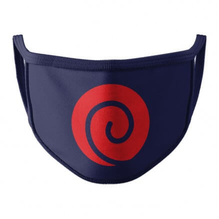 Uzumaki Clan: Symbol - Face Mask