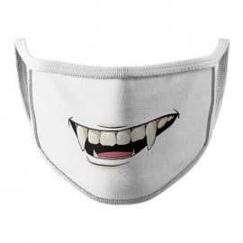 Vampire Smile - Face Mask