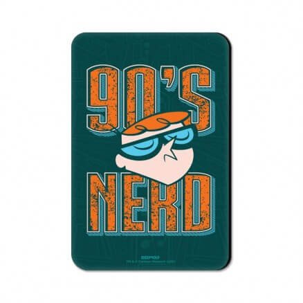 90's Nerd - Dexter's Laboratory Official Fridge Magnet