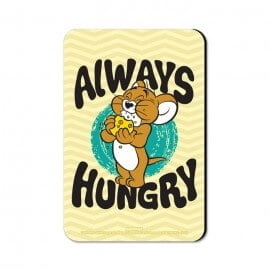 Always Hungry - Tom & Jerry Official Fridge Magnet