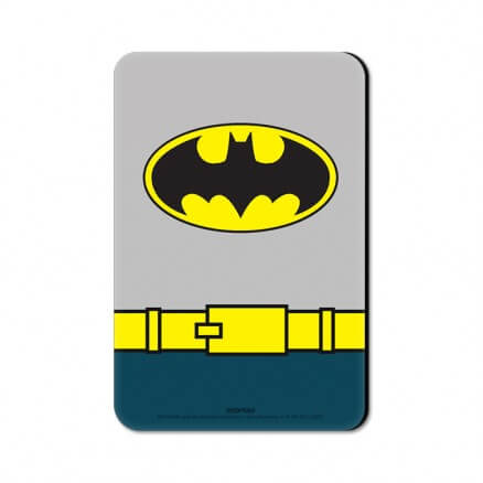 Batsuit - Batman Official Fridge Magnet