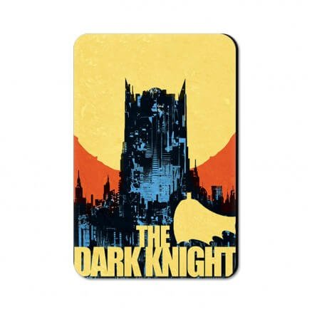 The Dark Knight - Batman Official Fridge Magnet