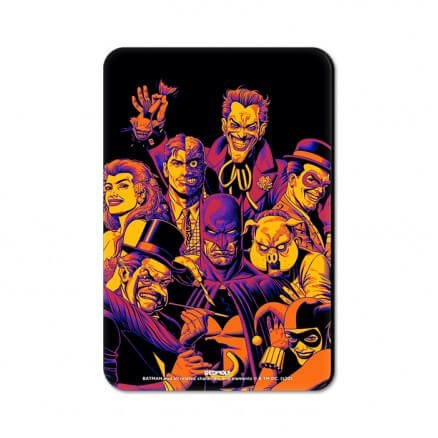 Gotham Villains - Batman Official Fridge Magnet