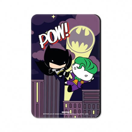 Batman And Joker: Chibi - Batman Official Fridge Magnet